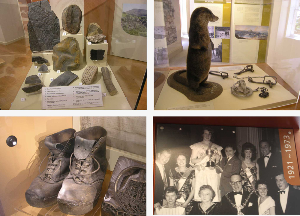 Thank You, Makings, Clitheroe Museum